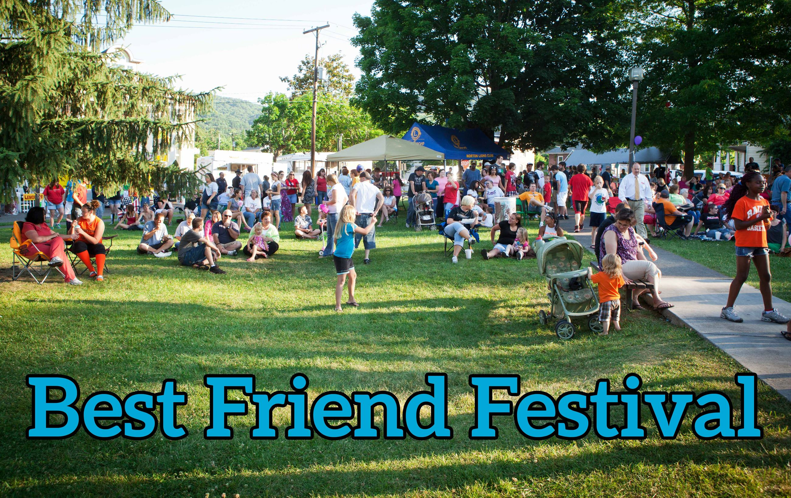 Photo of Best Friend Festival