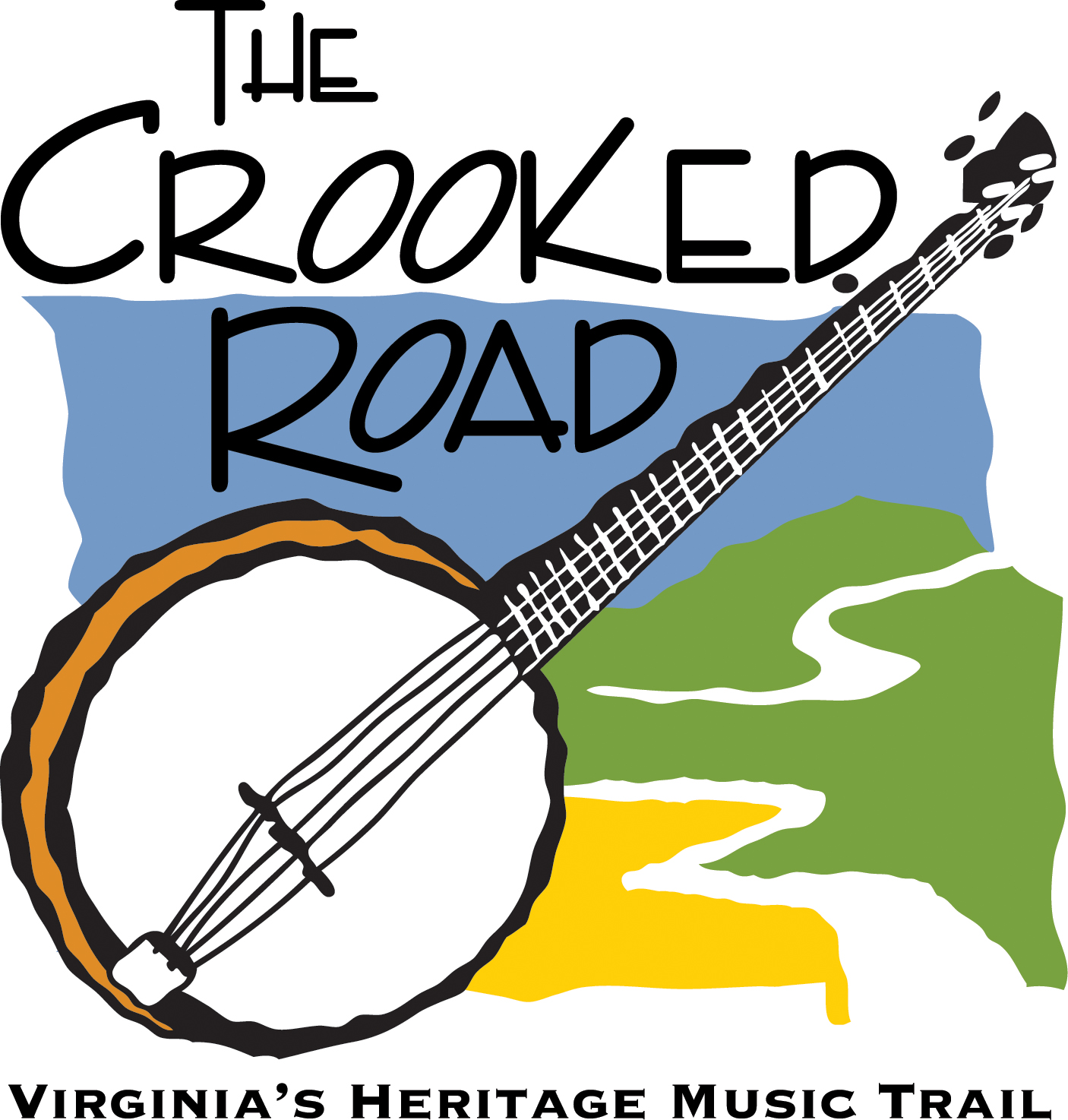 Picture of Crooked Road logo